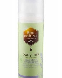afbeelding Traay Bee Honest Bodymilk lavendel & sinaasappel 150ml