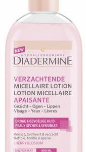 afbeelding Diadermine Comforting micellair milk 400ml