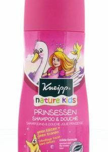 afbeelding Kneipp Kids shampoo/douche framboos 200ml