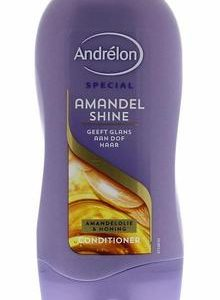 afbeelding Andrelon Conditioner amandel shine 300ml