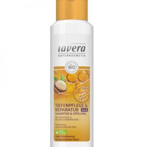 afbeelding Lavera Shampoo Conditioner 2 In 1 Deep Care & Repair F-d (250ml)